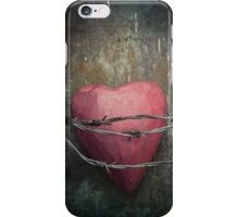 Trapped heart iPhone Case/Skin