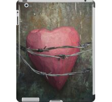 Trapped heart iPad Case/Skin