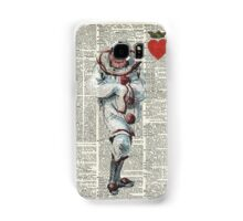 Joker from Playing Cards,Clown,Circus Actor Samsung Galaxy Case/Skin
