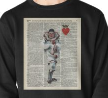 Joker from Playing Cards,Clown,Circus Actor Pullover