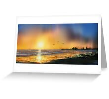 Sunrise - A New Day Greeting Card