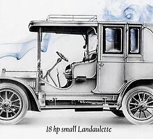 18hp Small Landauette by garts