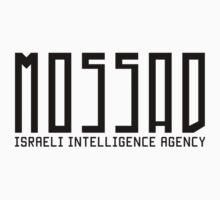 Mossad - Israeli Intelligence Agency One Piece - Short Sleeve