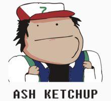 Ash Ketchup T-Shirt