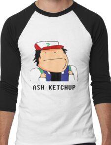 Ash Ketchup Men's Baseball ¾ T-Shirt