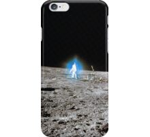 Blue Halo - Alan Bean - Apollo 12 iPhone Case/Skin