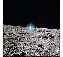 Blue Halo - Alan Bean - Apollo 12 Photographic Print