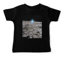 Blue Halo - Alan Bean - Apollo 12 Baby Tee
