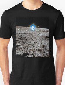Blue Halo - Alan Bean - Apollo 12 Unisex T-Shirt