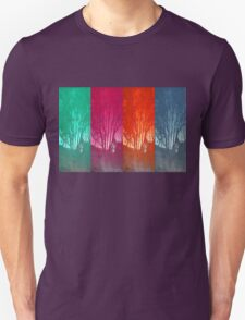 Reflections of the Four Seasons Unisex T-Shirt