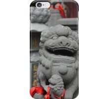 Chinese Lion iPhone Case/Skin