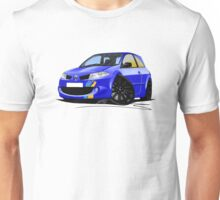 RenaultSport Megane 225 F1 Team Blue Unisex T-Shirt