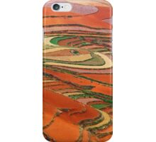 Dongchuan Red Land 01 iPhone Case/Skin