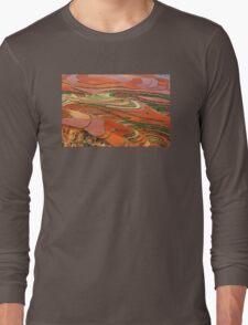 Dongchuan Red Land 01 Long Sleeve T-Shirt