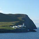 Bressay Lighthouse, Shetland Isles by Lynn Bolt