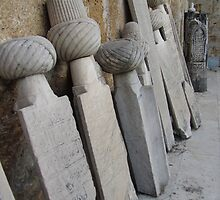Turkey - Headstones by soulimages
