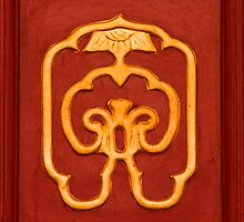 The Forbidden City - Series A - Doors & Windows 7 by © Hany G. Jadaa © Prince John Photography