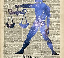 Libra Scales Zodiac Sign,Horoscope,Astrology,Astronomy by DictionaryArt