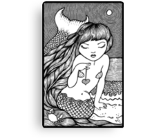 Mermaid Dream Canvas Print
