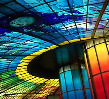 Subway Colors by Christopher Colletta