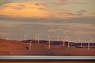 Lake George Turbines by Werner Padarin
