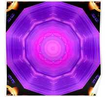 ~ The Crown Chakra ~ Poster