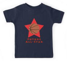 Future All-Star Basketball Player T-Shirts for Kids Kids Tee