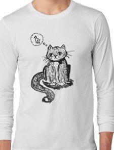 Ink Cat Long Sleeve T-Shirt