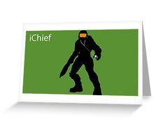 iChief Greeting Card