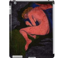 nude woman iPad Case/Skin