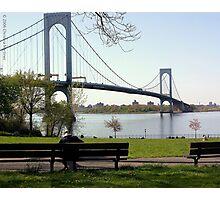 Whitestone Bridge Photographic Print