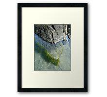 Above as Below... Framed Print