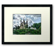 St Apollinaris Church. Framed Print