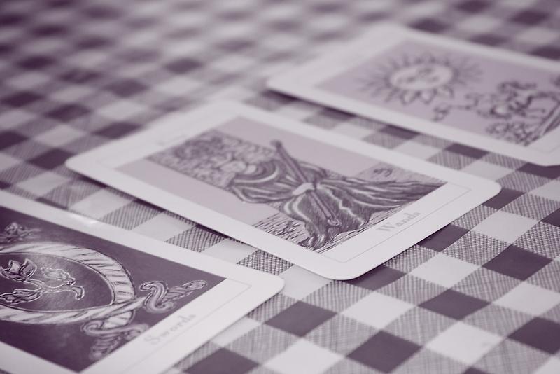 Tarot Cards by katiehasheart