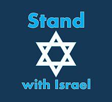 Stand with Israel by crouchingpixel