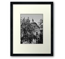 Icon from a different view (number 2) Framed Print