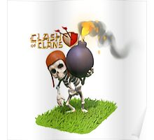 clash of clans Poster