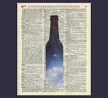Dictionary Art - Magic Beer,Carina Nebula,Space Art Unisex T-Shirt