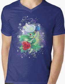 Roserade Mens V-Neck T-Shirt