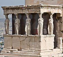 Acropolis Women by phil decocco