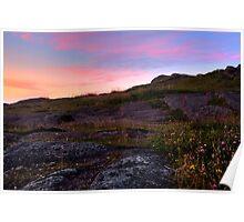 Cape Spear Sunrise Poster