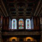 Basilica of St. John the Baptist #2 - St. John's, Newfoundland by Benjamin Brauer