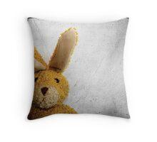Hase Throw Pillow
