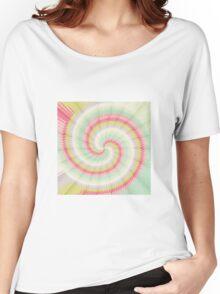 Hypnotizing spiral Women's Relaxed Fit T-Shirt