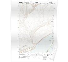 USGS Topo Map Washington West of Paterson 20110912 TM Poster