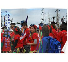 Pogoria on parade Poster