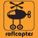 roflcopter by JP Grafx