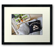 Nantucket Comfort Framed Print