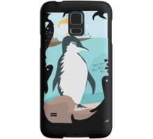 Penguin Vacation Samsung Galaxy Case/Skin