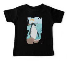 Penguin Vacation Baby Tee